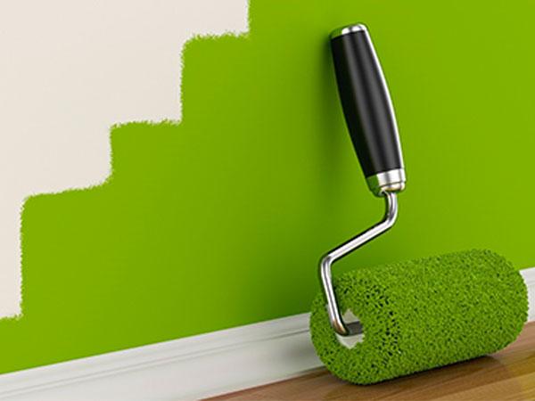 Tinteggiatura pareti carpi mirandola preventivo imbianchino pitturare decorazioni muri interni - Decorazioni muri casa ...